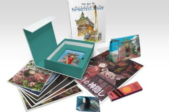 Spirited Away 20th anniversary box set is coming soon from Amazon