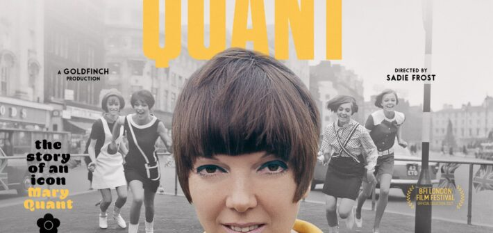 The story of Mary Quant is coming to UK cinemas