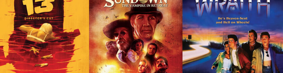 What films have joined the Vestron Collector's Series?